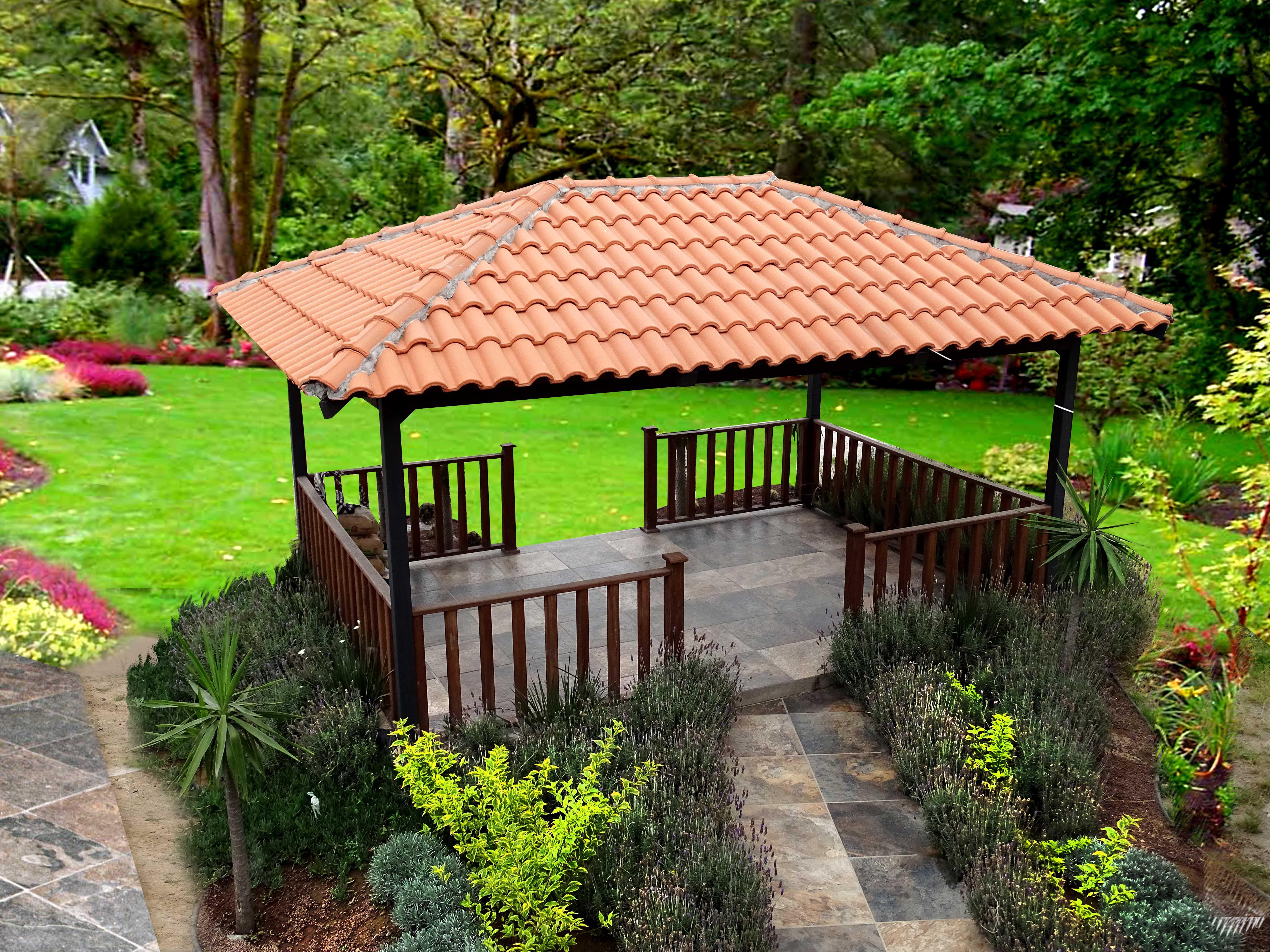 Fotos de construccion de palapas cabanas y casas de madera - Construccion de cabanas de madera ...